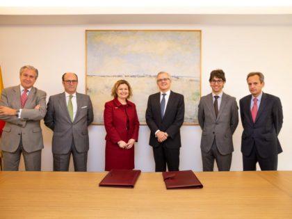 El Colegio de Registradores y la CNMV firman un convenio de colaboración