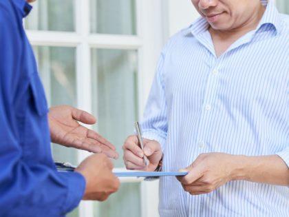 Documentos necesarios para inscribir una donación en el registro