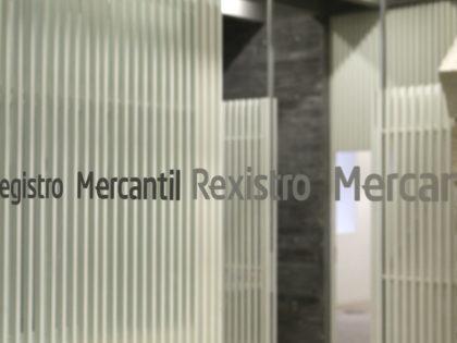 El Colegio de Registradores tramita un 5% más de presentaciones de cuentas anuales en los Registros Mercantiles